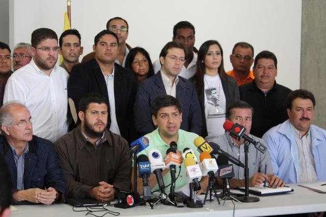 Asociación de Alcaldes se pronuncia sobre audiencia de Ceballos