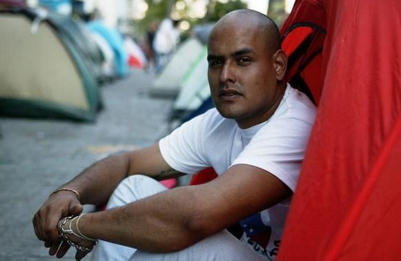 Gerardo Carrero inicia huelga de hambre en el Sebin por la libertad de los estudiantes (+ carta a Maduro)