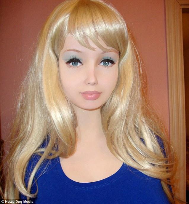 La nueva barbie humana