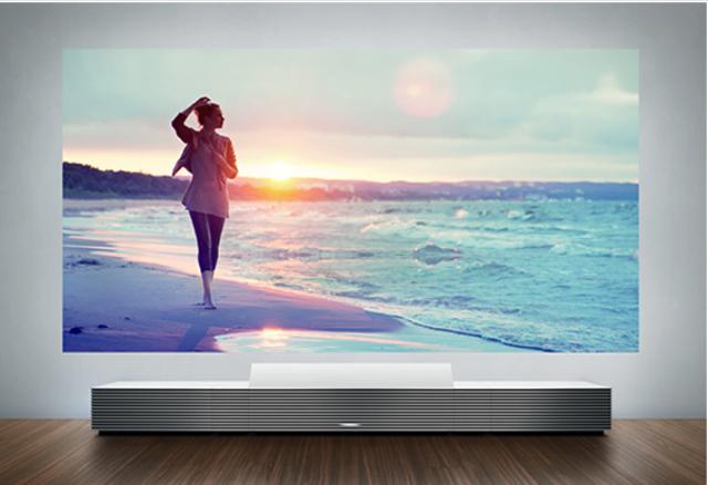 El Futuro de la Televisión - Espectacular 4K Ultra Short