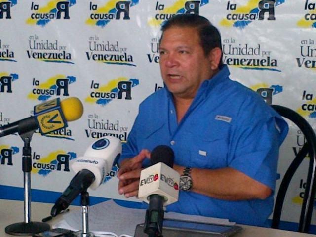 Andrés Velásquez: El pueblo no está pendiente de las parlamentarias