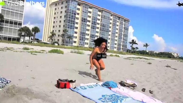 Muestre videos de playa