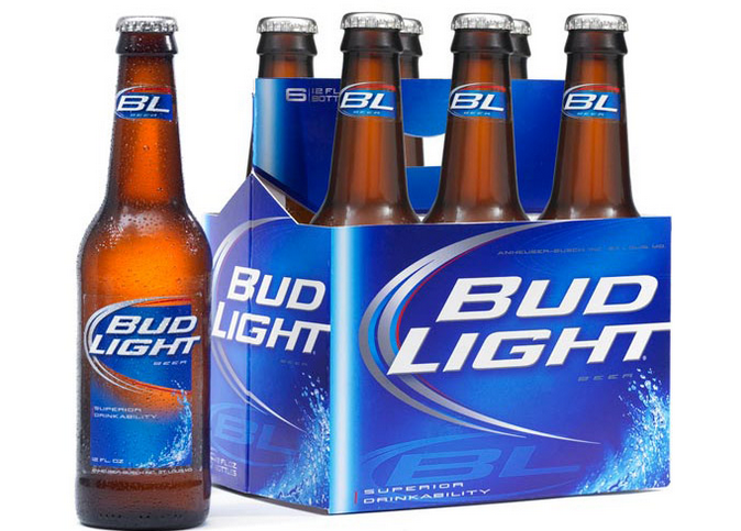 cerveza bud Light