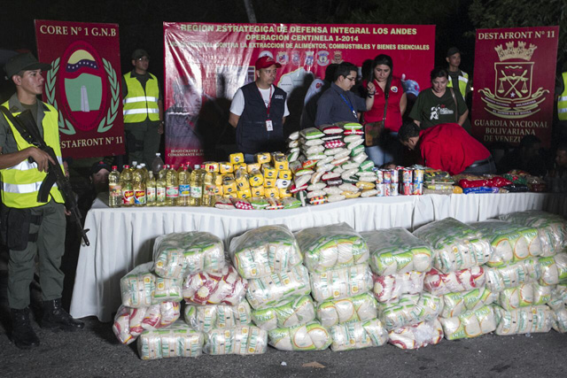 Penalizarán a funcionarios que permitan exportación de productos de la cesta básica