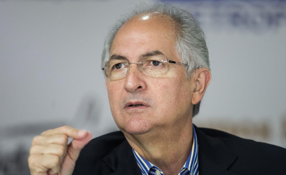 Antonio Ledezma:
