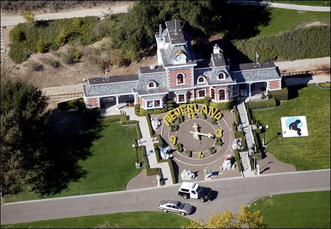 Rebajan precio del rancho de Michael Jackson