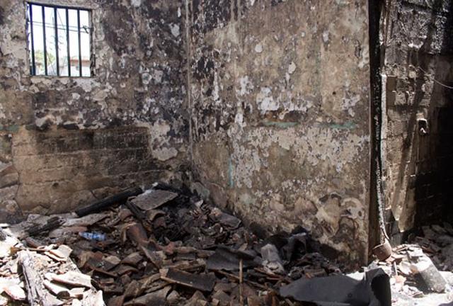Al menos 13 familias damnificadas deja un incendio en Porlamar