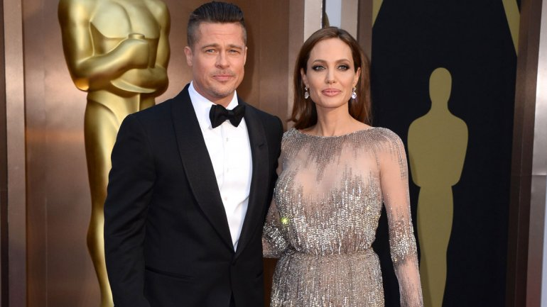 Revelan el pacto secreto entre Angelina Jolie y Brad Pitt