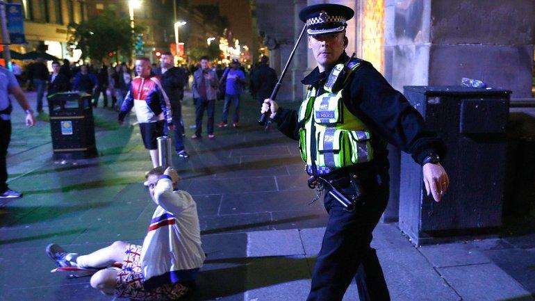 Separatistas desilusionados generaron protestas en Escocia
