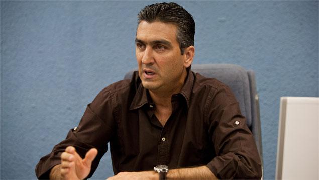 Ministro de Industria y Comercio: Miguel Pérez Abad