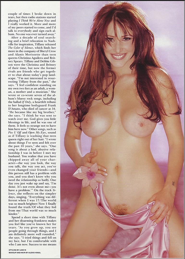 Tiffany Toth para Playboy Modelos Desnudas, Fotos