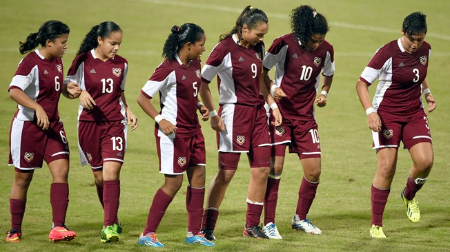 La Vinotinto Femenina se despidió de la Copa América