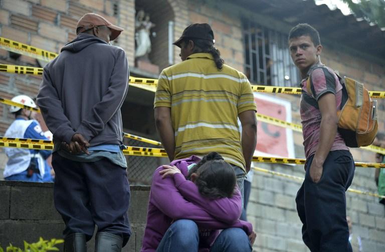 Doce muertos tras derrumbe de mina de carbón en Colombia