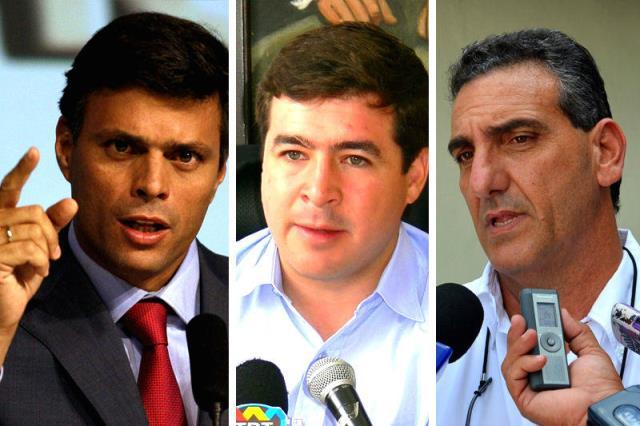 Leopoldo López, Daniel Ceballos, Enzo Scarano y Salvatore Lucchesse continúan en Ramo Verde