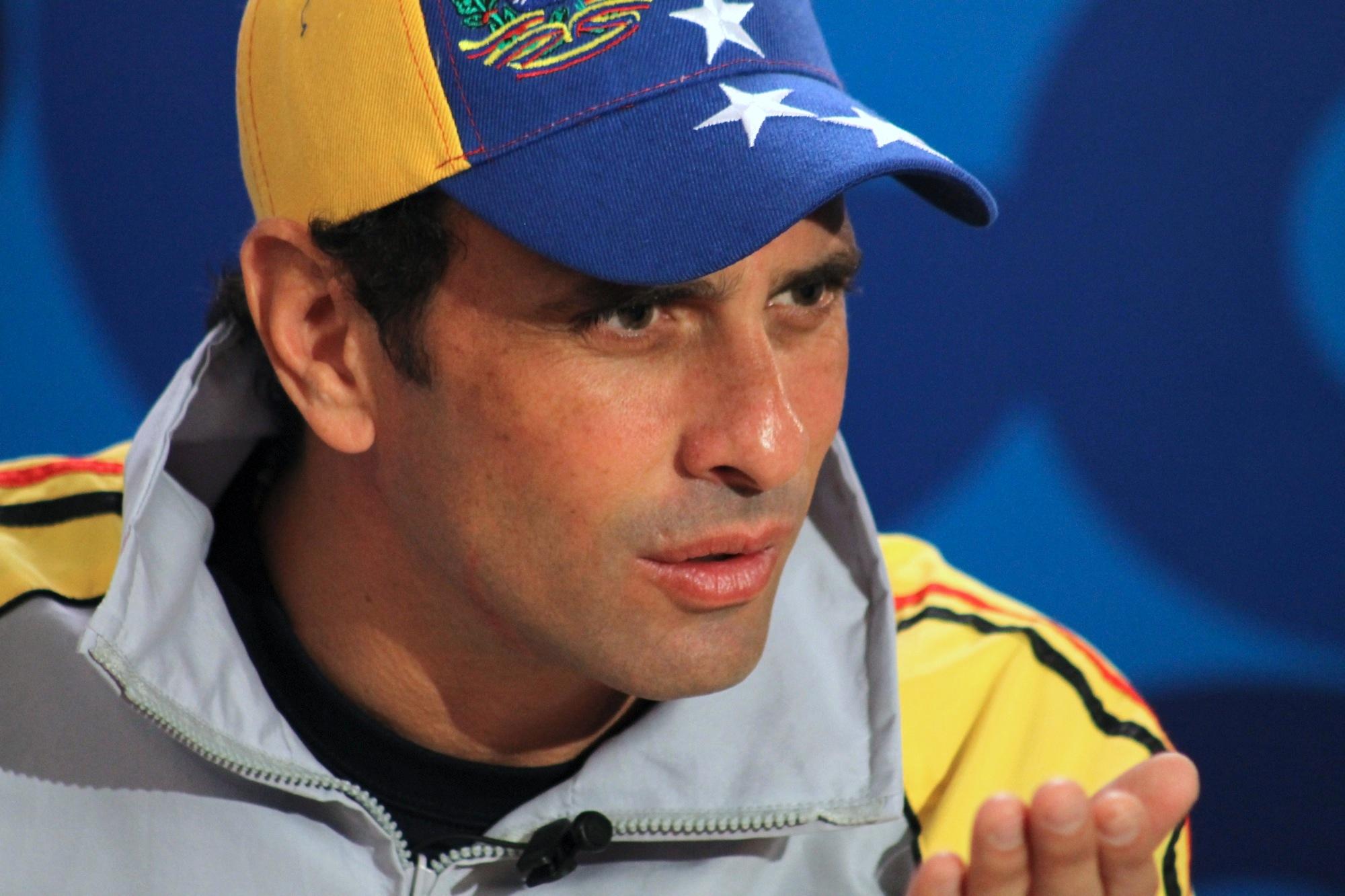 Capriles sobre su viaje: me reuní con líderes progresistas que conocen de transición