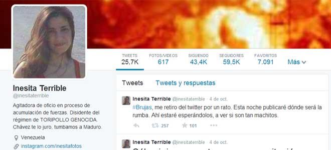 Sebin tiene detenidos a seis tuiteros