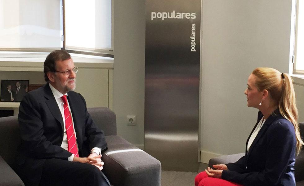 Gobierno califica de irrespetuosa la preocupación de Rajoy por Leopoldo López