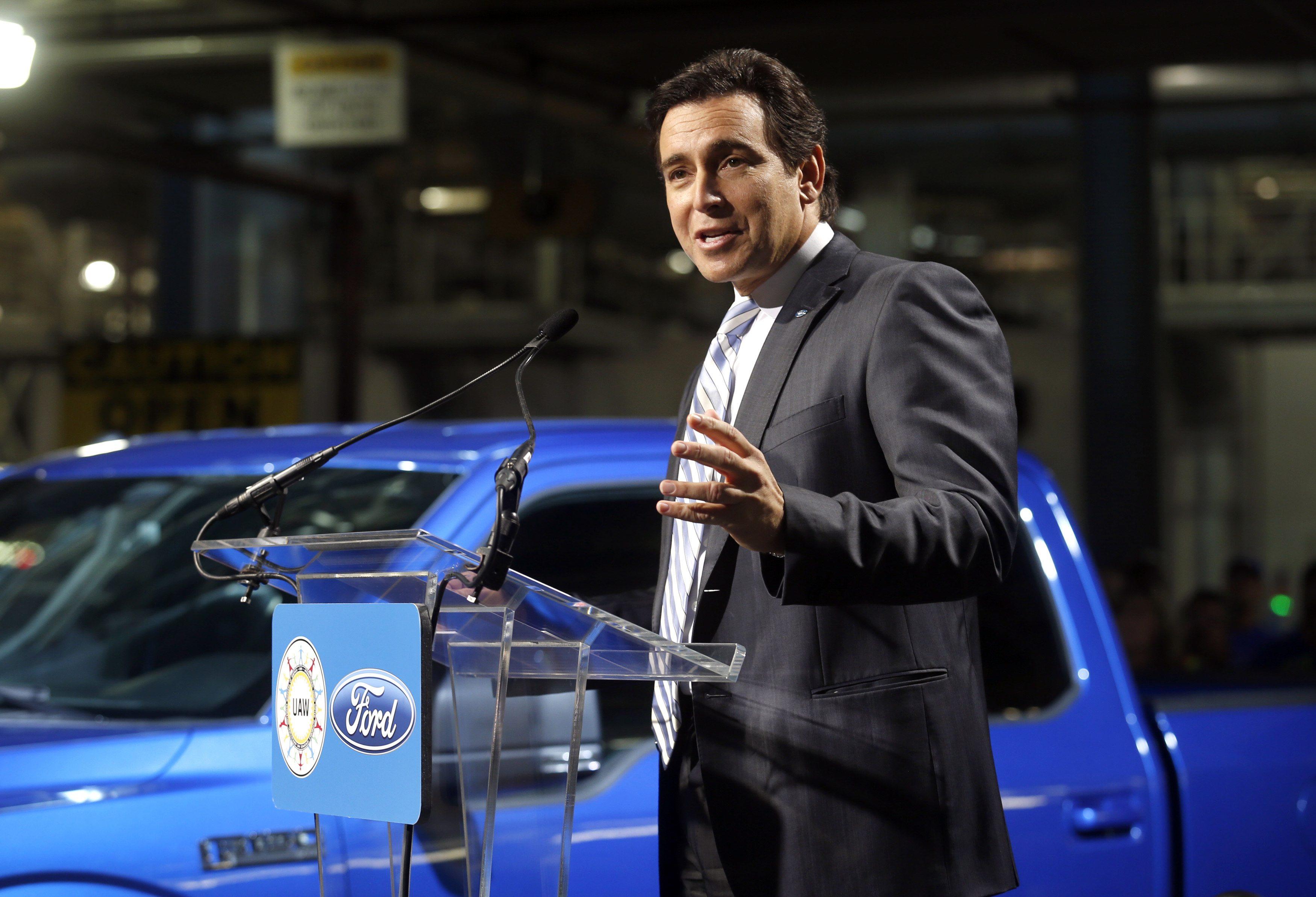 Ford Apuesta Por Nueva Camioneta De Aluminio