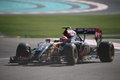 Pastor Maldonado eliminado en primera ronda en Abu Dabi