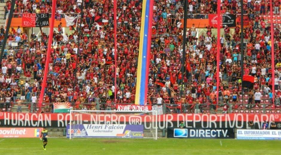 Asesinaron a hincha del Deportivo Lara en intermedio del partido