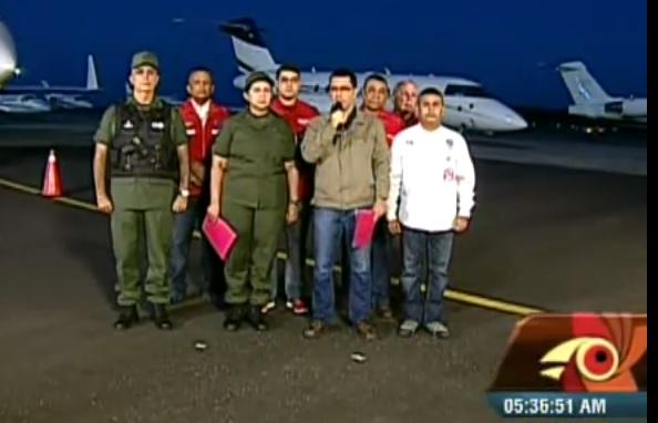 Comunicado sobre las inspecciones en 7 aeropuertos nacionales
