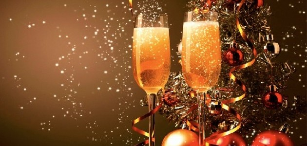 ... marcha rituales para alejar la mala suerte en el Año Nuevo. Contexto