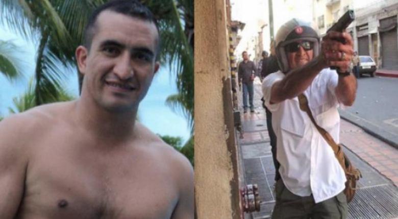 Gobierno condecora a Policía escolta Asesino Johanthn_rodriguez