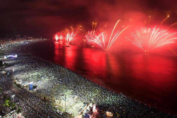 Rio de Janeiro celebrará sus 450 años por todo lo alto