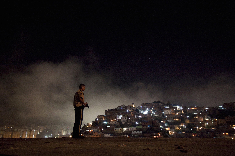 Resultado de imagen para Caracas queda desolada en las noches por la violencia