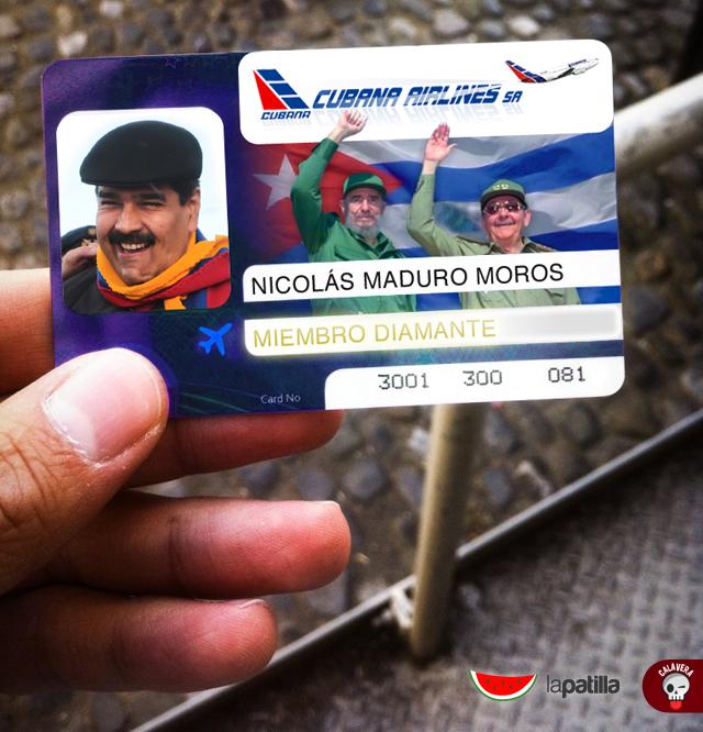 Gobierno de Nicolas Maduro. - Página 38 CarnetCubana640