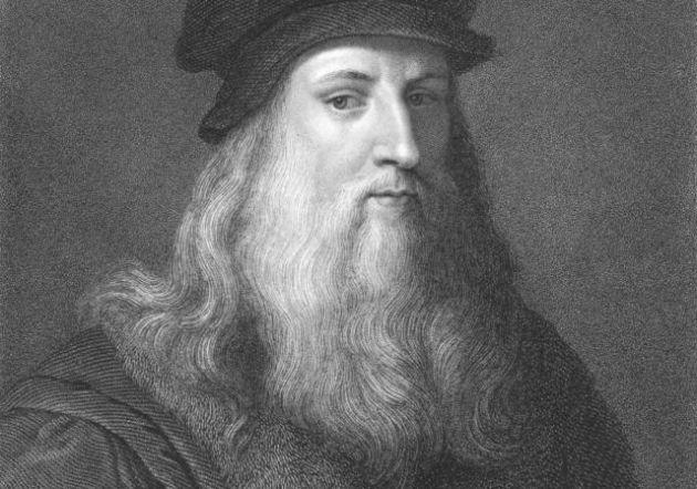 Foto: Leonardo da Vinci / Curiosidades.batanga.com