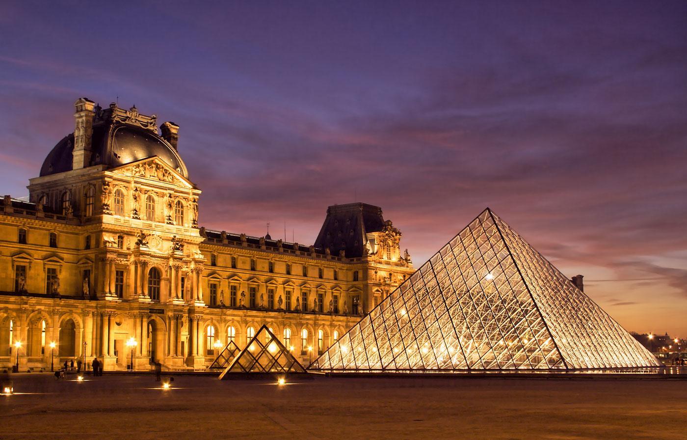 Luvr je među zanimljivostima o Francuskoj