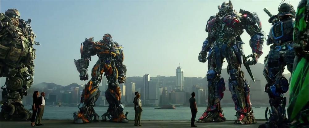 """""""Transformers"""" lidera las nominaciones a los Razzies, los """"anti-Óscar"""""""