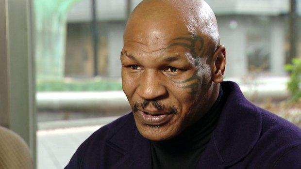 Resultado de imagen para Ex Boxeador Mike Tyson