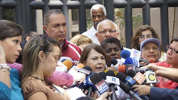Familiares de Ledezma piden reunión con la OEA