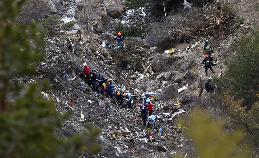 Aerolínea Germanwings lamenta el trágico accidente