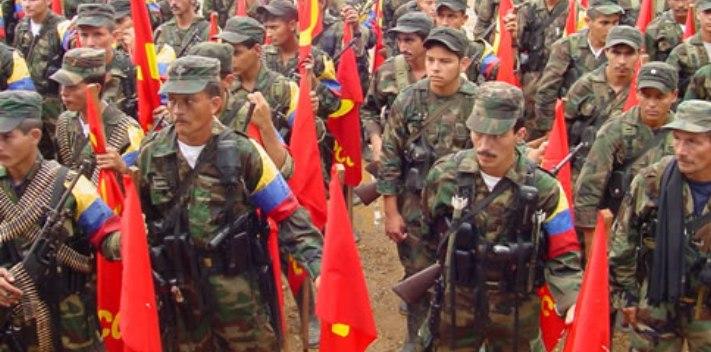 Venezuela sirve como aliviadero y fuente de recursos minerales para la guerrilla colombiana (Alba Informazione)