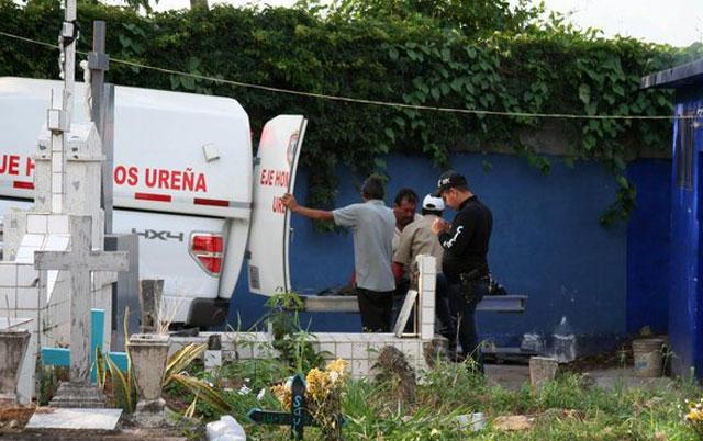 Fueron 12 los cadáveres que encontraron en tres fosas en Táchira