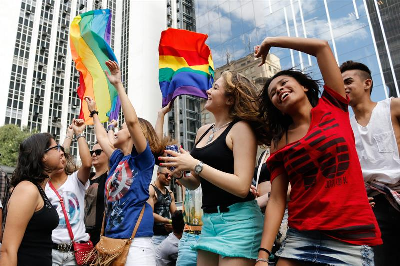 Orgullo gay columbia 2010