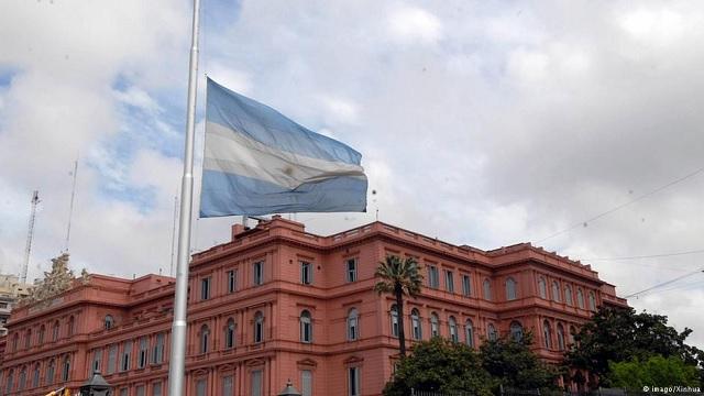 Casa Rosada, sede del gobierno argentino