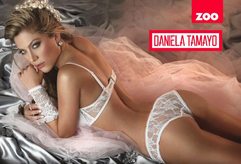 Αποτέλεσμα εικόνας για DANIELA TAMAYO
