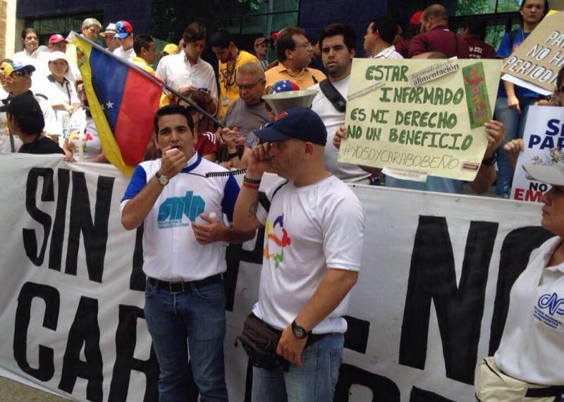 Resultado de imagen para Sindicato Nacional Trabajadores Prensa