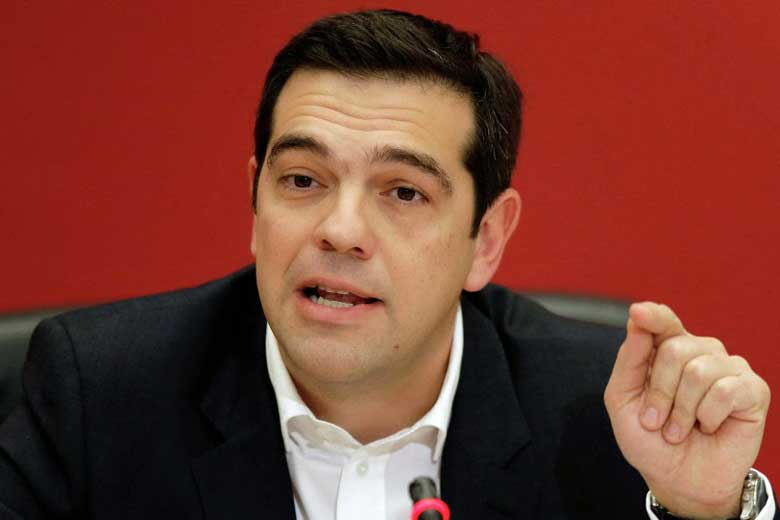 Resultado de imagen de tsipras