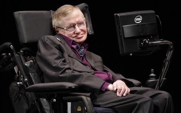 ELA Stephen Hawking