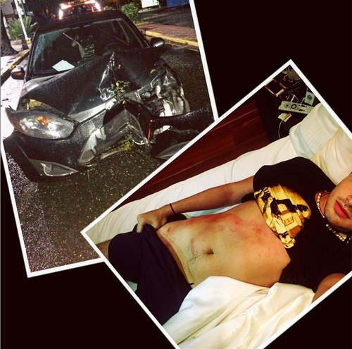 accidente Jonathan Moly