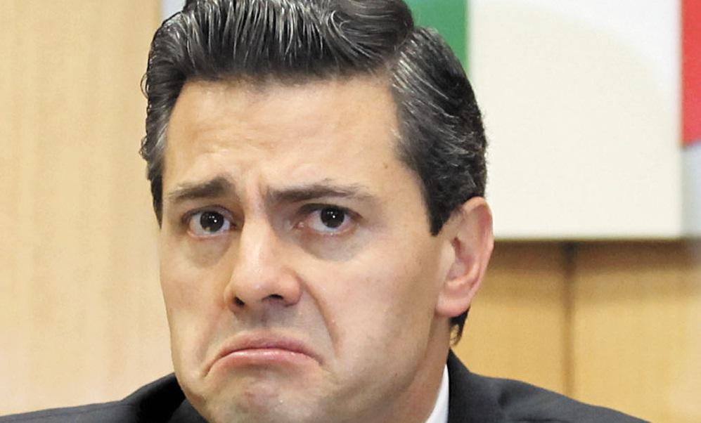 Universidad donde estudió Peña Nieto asegura que el presidente mexicano plagió su tesis