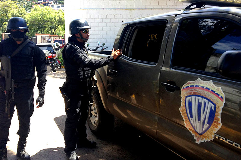 CICPC Investiga Compras Ilegales.
