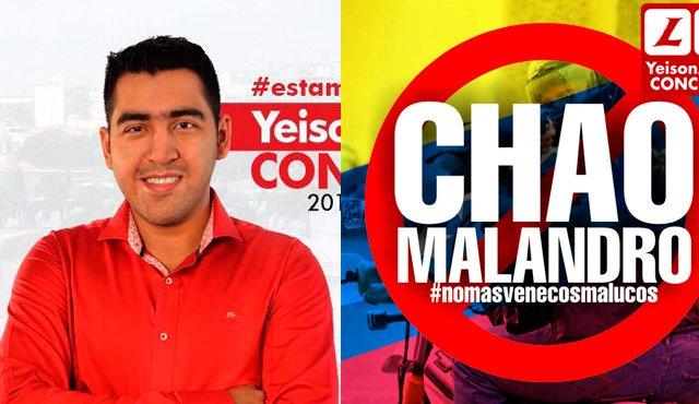 ÚltimoMinuto - Venezuela-Colombia - Página 29 Yeison