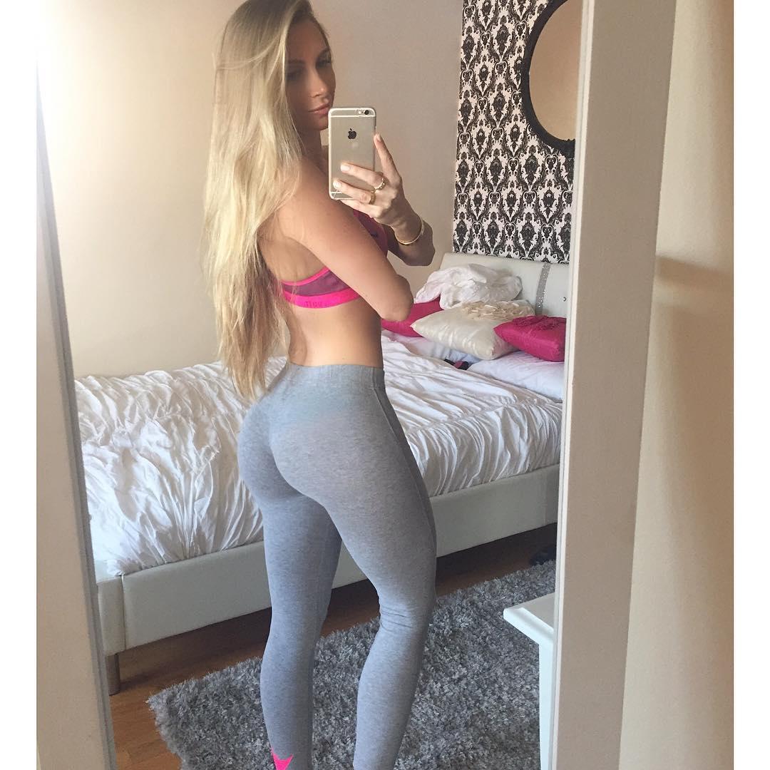 ¡Apoteósica! La nueva reina fitness [Apto]