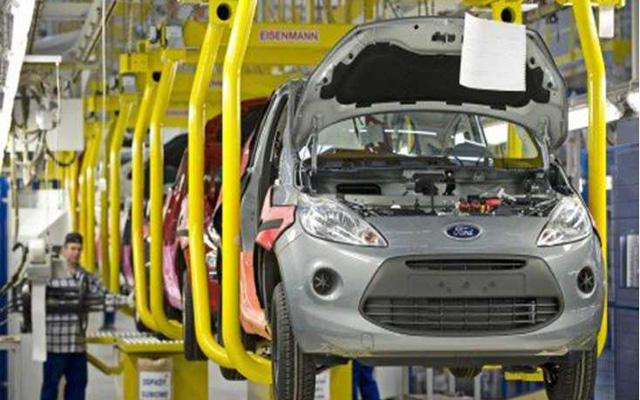 ford motor venezuela com: